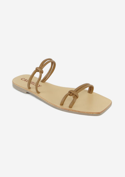Ronna Slide Tan