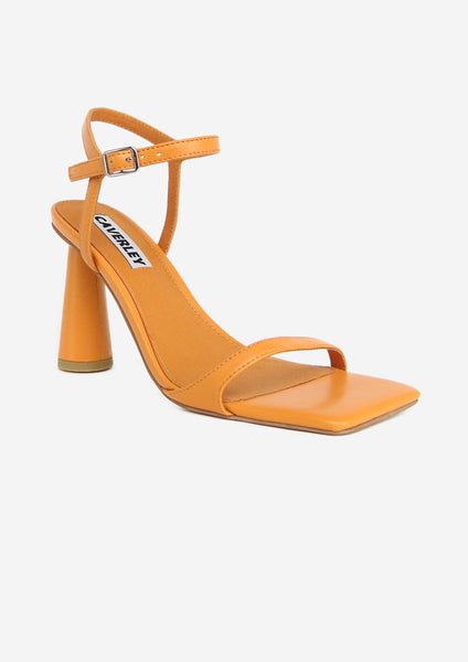 Maple Heel Tangerine