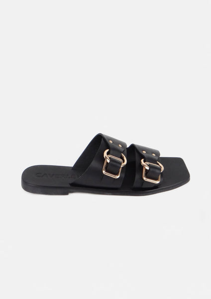 Serina Slide Black