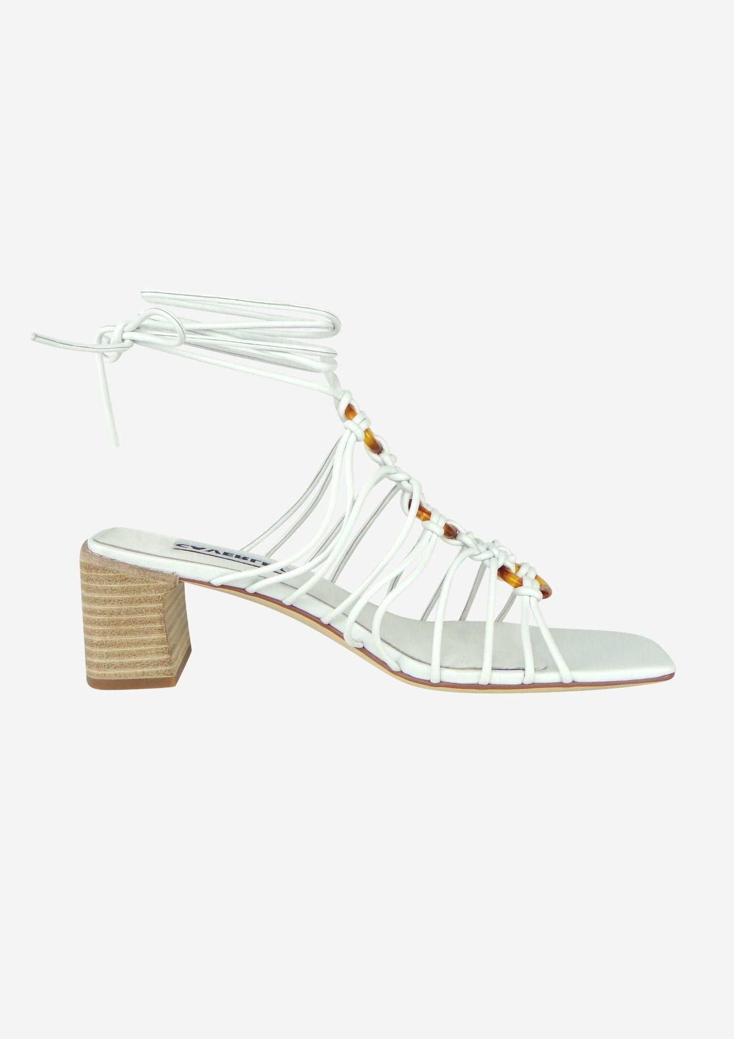 Summer Heel White