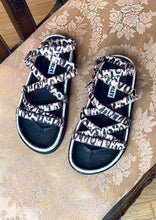 Load image into Gallery viewer, Chase Sandal Leopard