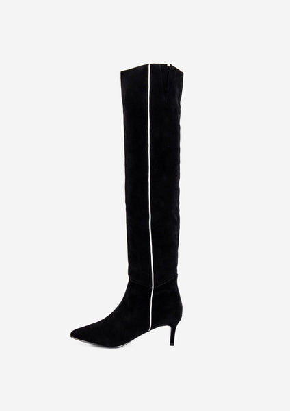 Jazzy Boot Black
