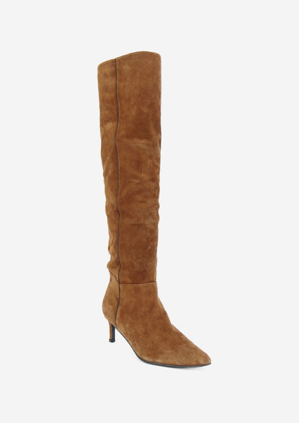 Jazzy Boot Chestnut