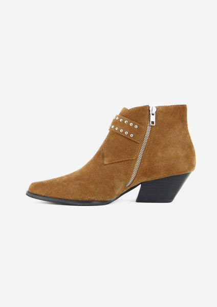 Milo Boot Chestnut